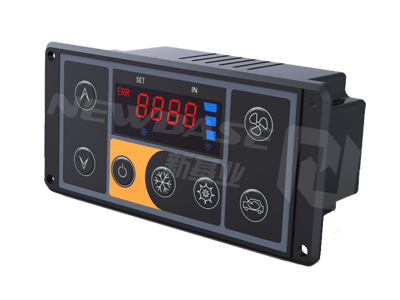 vehicle hvac controller